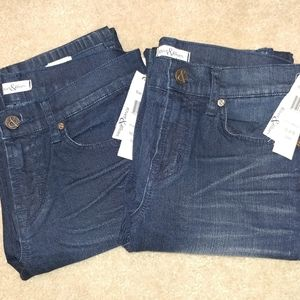 Women's Rivet & Blues Jeans